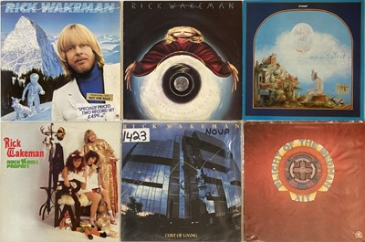 Lot 22 - PROG/ CLASSIC ROCK - LPs.