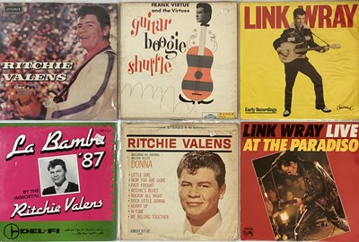 Lot 24 - ROCK N ROLL - LPs
