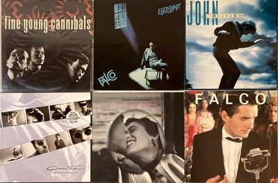 "Lot 25 - POP - LPs/ 12"" COLLECTION"