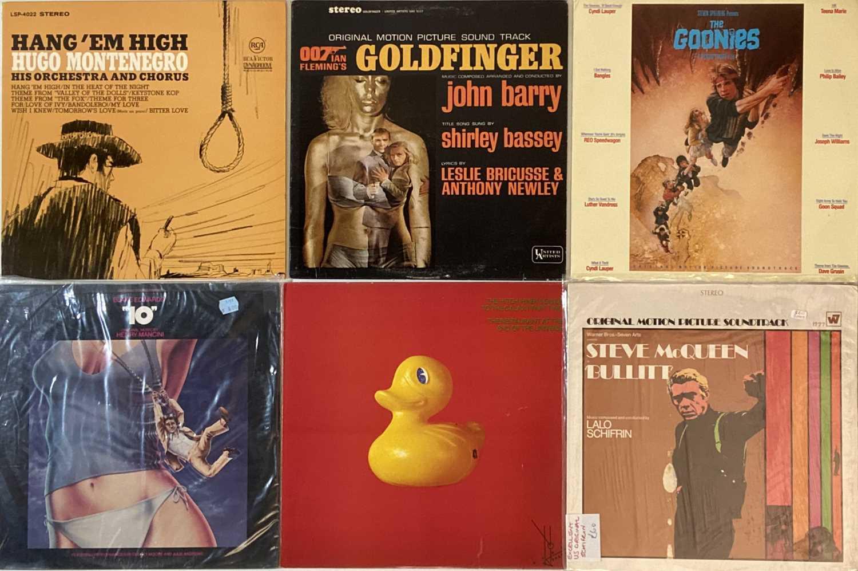 Lot 26 - SOUNDTRACKS - LPs