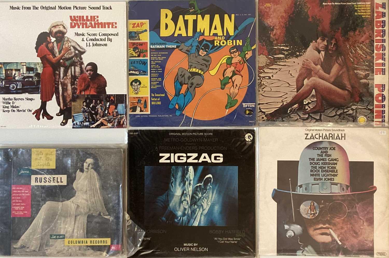 Lot 27 - SOUNDTRACKS - LPs