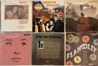 Lot 28 - SOUNDTRACKS - LPs