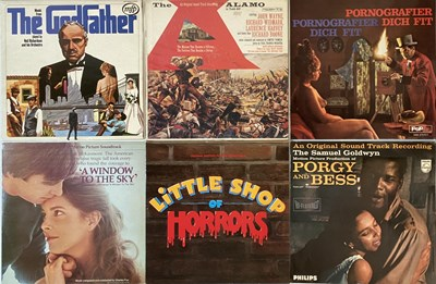 Lot 32 - SOUNDTRACKS - LPs