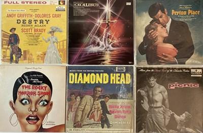 Lot 36 - SOUNDTRACKS - LPs