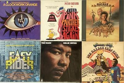 Lot 37 - SOUNDTRACKS - LPs