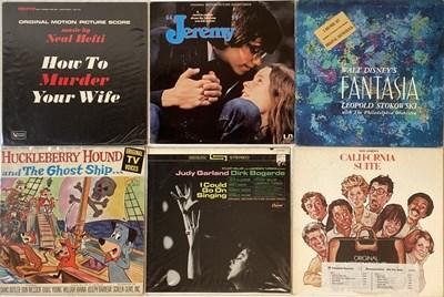 Lot 38 - SOUNDTRACKS - LPs