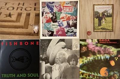Lot 4 - ALT/ INDIE/ PUNK & WAVE - LPs