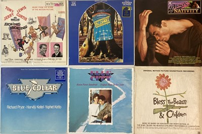 Lot 40 - SOUNDTRACKS - LPs