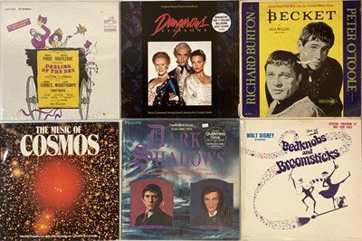 Lot 41 - SOUNDTRACKS - LPs