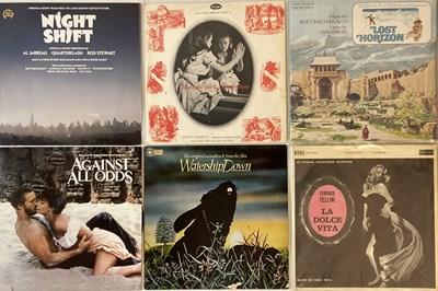 Lot 42 - SOUNDTRACKS - LPs
