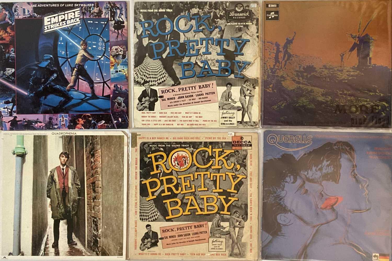Lot 44 - SOUNDTRACKS - LPs