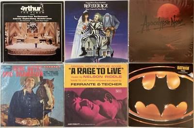 Lot 45 - SOUNDTRACKS - LPs
