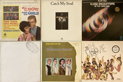 Lot 46 - SOUNDTRACKS - LPs