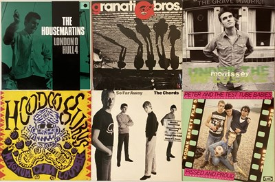 Lot 54 - NEW WAVE/ INDIE/ COOL POP - LPs