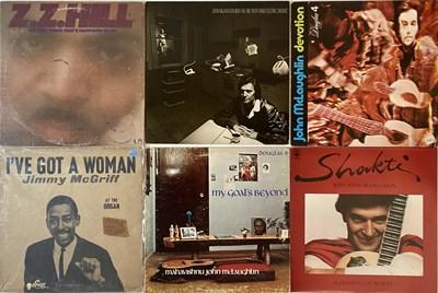 Lot 56 - SOUL/ JAZZ/ FUNK/ ROCK - LPs
