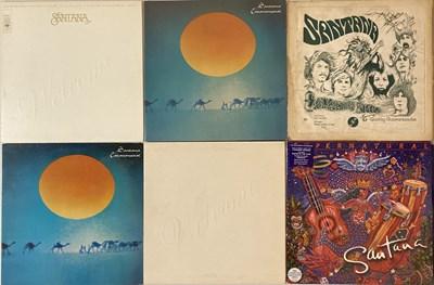 Lot 59 - Santana - LP Collection