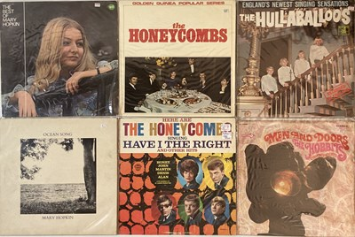 Lot 60 - 60s POP/ BEAT/ SOFT PSYCH - LPs. A smashing...