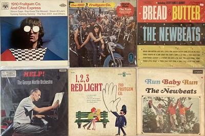 Lot 61 - 60s POP/ BEAT/ SOFT PSYCH - LPs. A super...