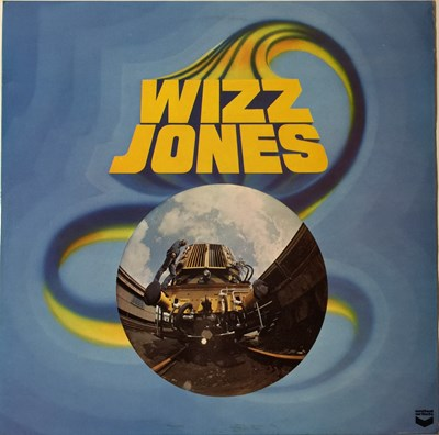 Lot 62 - WIZZ JONES - WIZZ JONES LP (ULP 1209). Here we...