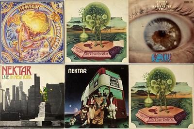 Lot 63 - NEKTAR - LP PACK. A quality selection of 6 LPs...