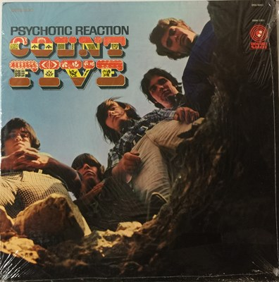 Lot 66 - COUNT FIVE - PSYCHOTIC REACTION LP US STEREO...