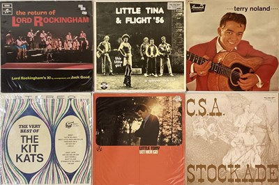 Lot 67 - ROCK N ROLL - LPs. A rockin good selection of...