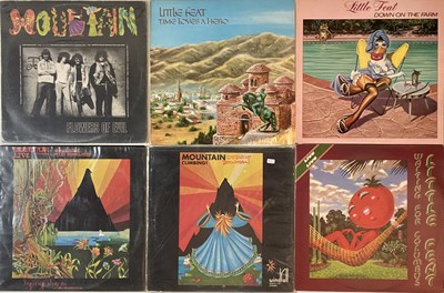 Lot 69 - CLASSIC ROCK - LPs. A smashing collection of...