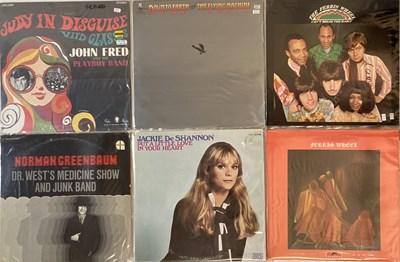 Lot 8 - POP/ BEAT/ PSYCH - 60s & 70s LPs