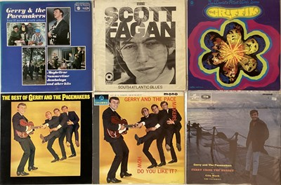Lot 8 - POP/ BEAT/ PSYCH - 60s & 70s LPs