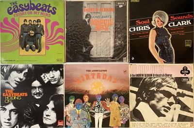 Lot 84 - 60s POP/ BEAT/ MOD - LPs