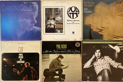 Lot 87 - FOLK/ FOLK ROCK/ COUNTRY ROCK - LPs