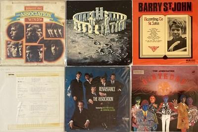 Lot 90 - 60s POP/ BEAT/ MOD - LPs