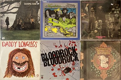 Lot 91 - 70s BLUES ROCK/ CLASSIC/ PROG - LPs