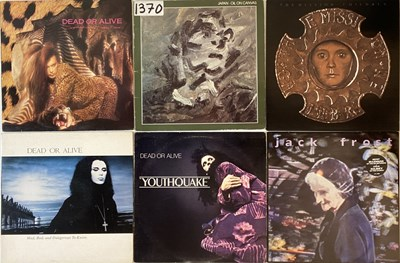 Lot 93 - INDIE/ NEW WAVE/ COOL POP - LPs