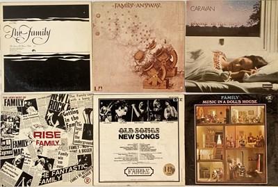 Lot 94 - PROG/ HEAVY ROCK - LPs