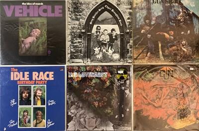 Lot 96 - PSYCH/ PROG/ BLUES ROCK - LPs