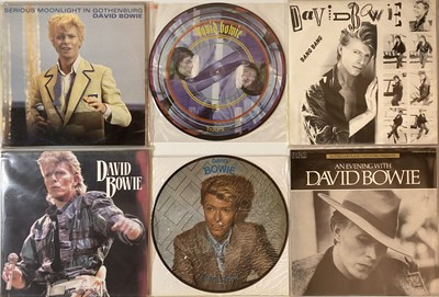Lot 11 - DAVID BOWIE - PRIVATE LP & 12""