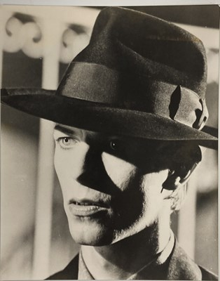 Lot -DAVID BOWIE OWNED BORSALINO HAT