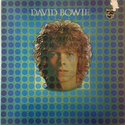 Lot 3 - DAVID BOWIE - S/T (SPACE ODDITY) - DUTCH ORIGINAL LP (SBL 7912)