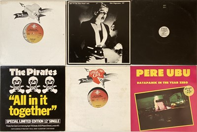 Lot 57 - POST PUNK/ NEW WAVE - LPs & 12""
