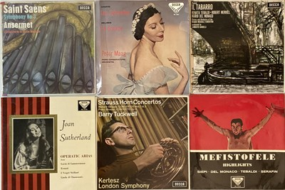 Lot 616 - CLASSICAL - DECCA SXL RELEASES (MAINLY ED1 PRESSINGS)