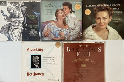 Lot 617 - CLASSICAL - COLUMBIA STEREO LP RELEASES (LARGELY FIRST EDITIONS)