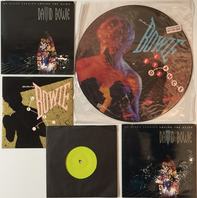 "Lot 48 - David Bowie - 7""/Picture Disc Collection (Including Test Pressing)"