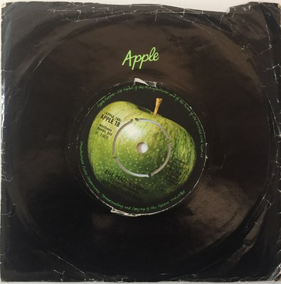 """Lot 2 - Hot Chocolate Band - Give Peace A Chance 7"""" (APPLE 18)"""