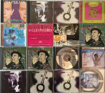 Lot 20 - David Bowie - Promo/Sampler CDs