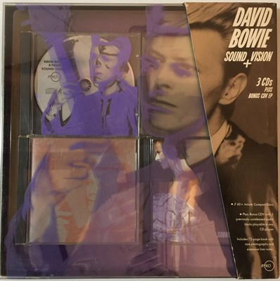 Lot 22 - David Bowie - Rykodisc CD Collection