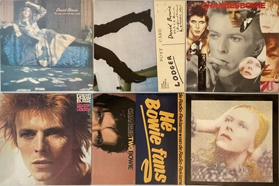 Lot 25 - David Bowie - Spare Sleeves/Outer Boxes (For CDs And LPs)