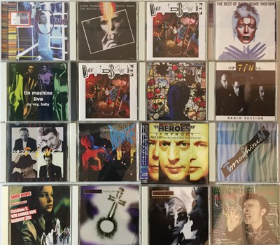 Lot 26 - David Bowie/Tin Machine - Japanese Pressing CDs