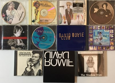 Lot 28 - David Bowie - CDs (Promos And Rarities)