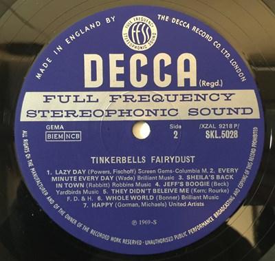 Lot 725 - TINKERBELLS FAIRYDUST - TINKERBELLS FAIRYDUST LP (ORIGINAL UK STEREO PRESSING - DECCA SKL 5028)